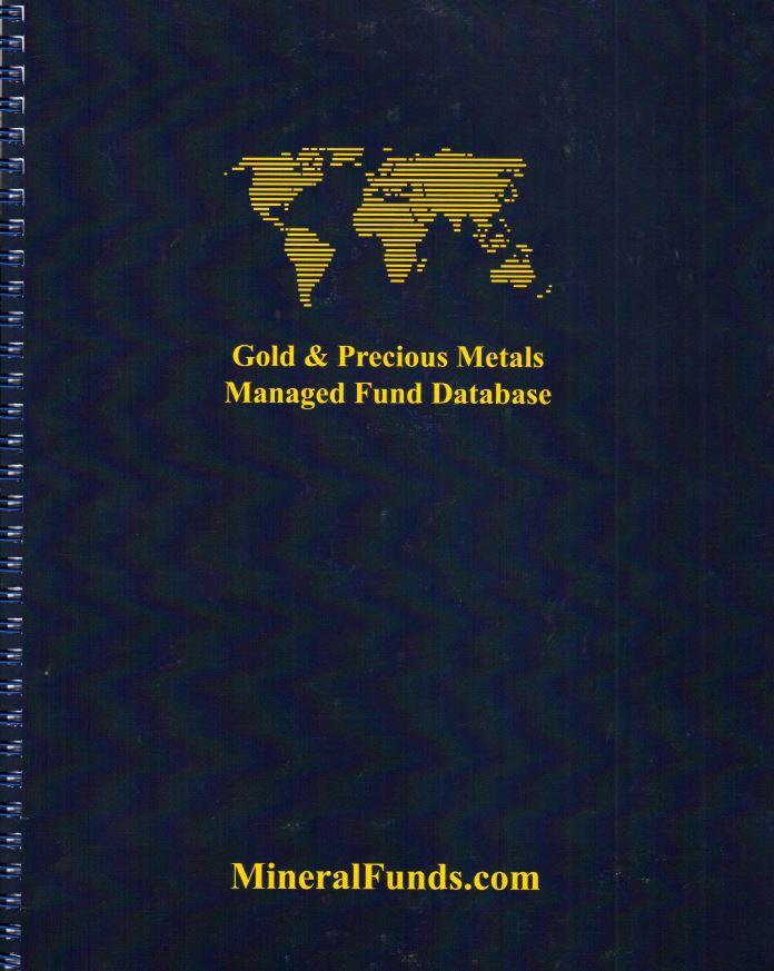Gold & Precious Metals Managed Fund Database
